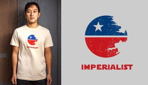 Vote Imperial on Threadless by Winter-artwork