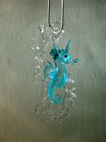 Unicorn of the Sea by Glasmagie