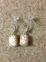Poptart Earrings by cafedecharme