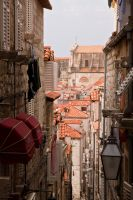 Old City Rooftops by parallel-pam