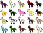 Name Yor Price Adopts - CLOSED- ONLY POINTS by AdoptForYou