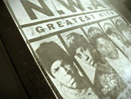 N.W.A greatest hits by Mariochaz
