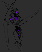 TFP Soundwave - First Attempt by KusuKitty