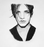 Brian Molko by jessicaboron