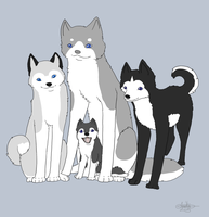 80. Family by InuKii