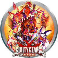GUILTY GEAR Xrd -SIGN- by POOTERMAN