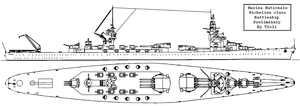 The Richelieu which newer were by Tzoli