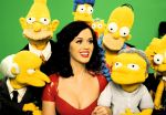 Katy+Simpsons by pgChan