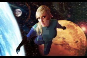 zero suit samus 1 by chrisfkn