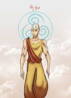 Tenzin Coronation by nycjune15