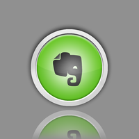 Evernote Icon Deux by mizufuneni