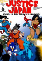 Justice japan urban legends cover By Azabachesil by Tazuya