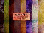 Grunge Texture Pack 1 by meredithe5