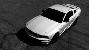 2007 Ford Mustang GT (Gran Turismo 6) by Vertualissimo