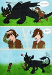 Fetch Toothless by Japandragon