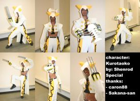 Kurotaoko Cosplay by shenrod