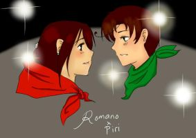 APH -Panuelo and Bandana by Dreamer-Alicia