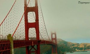The Golden Gate by Depporgeus