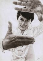 Jackie Chan by AmBr0