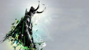 Loki Background by 1noel11