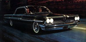 After the age of chrome and fins:1961 Pontiac by Peterhoff3