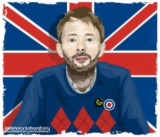 thomyorke by jackmoron