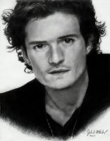 Orlando Bloom by J-E-M
