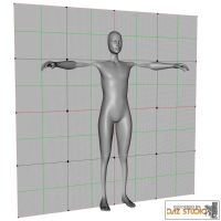 Daz3D Precision Tool - CM Ruler by DecanAndersen