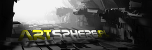 ArtSphere logotype by legalcrime