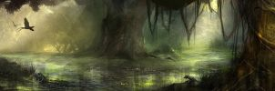 The Swamp by stevegoad
