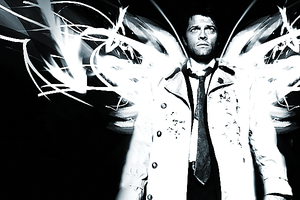 Castiel: Wings of an Angel by FallenIdols