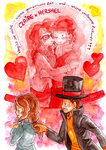 Bleib bei mir! Stay with me! by Captain--Ruffy