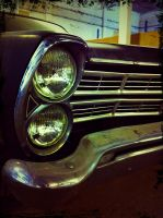 Old Ford by floxx001