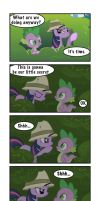 Meanwhile in the Bushes by stratusxh