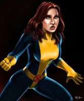 Shadowcat by Robert-Shane
