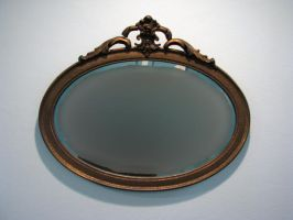 Object Stock - Gilt Mirror 01. by stock-basicality