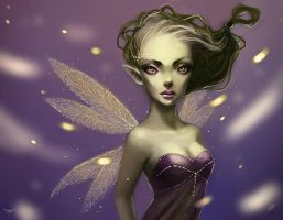 Tinker Bell by telthona