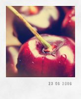 Cherries by unsweet