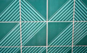 Aqua_Tile_1 by RibbonsEnd-Stock