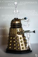 Dalek by Waterqueen-san