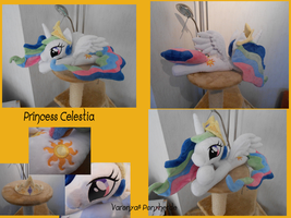 Princess Celestia Beanie Plush by Varonya