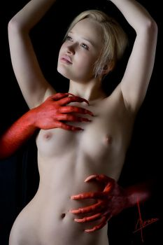 In the hands of a Devil by armene