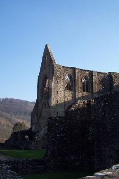 Tintern Abbey 3 by WiccanGodess