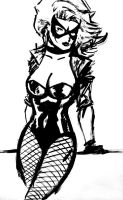 Black Canary by FoSeriousYo