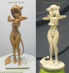 Rio Figure Progress 2! by CookingPeach