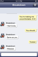 A Conversation with Breakdown 1 by AkatsukiBlackmail13