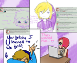 My Reaction To The Replies From the Links by pokemonxzelda