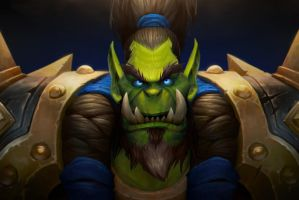 Thrall Heroes by MaxGrecke
