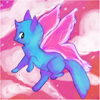 Fairy Wings by foxtribe