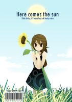 Here comes the sun by Zennore